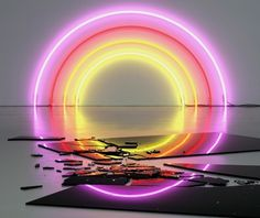 Art & Bob - illillill: Dan Flavin #light #dan #art #flavin