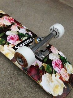 #supreme floral