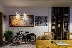 ARCH.A StudiO Convert an Old House into an Inspiring Office in Ho Chi Minh City 9