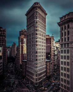 Stunning Aerial and Urban Instagrams by Lior Sack