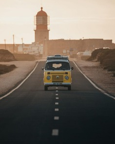 Striking and Cinematic Travel Landscapes by Michiel Pieters
