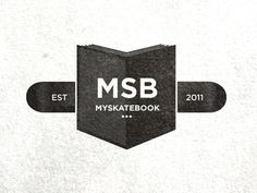 Dribbble - Dribbble logo in the works by Michael Martinho #logo #identity #branding
