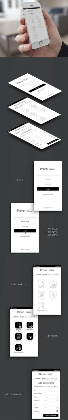 iPhone PC by Praveen Kumar
