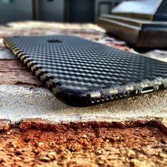 Carbon Fiber iPhone 6 Wrap #tech #flow #gadget #gift #ideas #cool