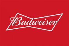 New Budweiser logo #logo #typography