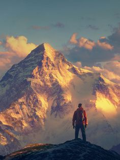 #inspiration #mountain overcoming obstacles