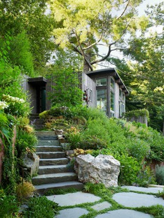 Mill Valley Cabins, California / Feldman Architecture