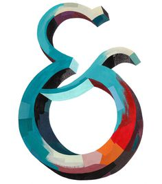 Ampersand #inspiration #creative #lettering #design #artists #art #hand #typography