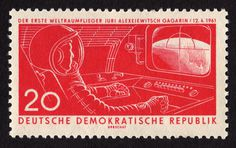 All sizes | 61 Deutsche 20 | Flickr Photo Sharing! #stamp #space