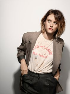 Mackenzie Davis, the Girl Genius of 'Halt and Catch Fire' | GQ