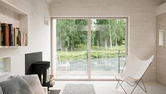 wild cabins wide open moxon architects designboom #cabin