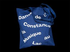 Bureau Collective – Danse de Constance #design #graphic #typography