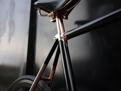 luxury bike by Detroit Bicycle Company