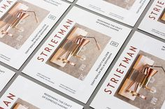 Vincent-Meertens-Strietman-Identity_10 #identity #branding #print #pms #copper #coffee #strietman #flyer