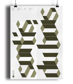 UQAM Sortis du bois Exhibition poster