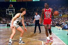 michael jordan celtics game #mj #celtics #vs #1985
