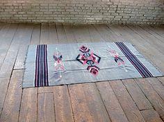 Vintage Native AmericanStyle Rug by territoryhardgoods on Etsy #pattern #vintage #native