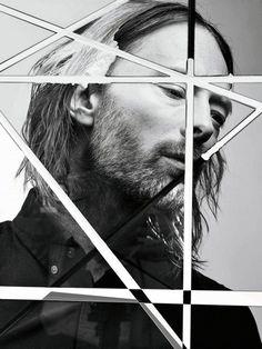 Thom Yorke by Craig McDean