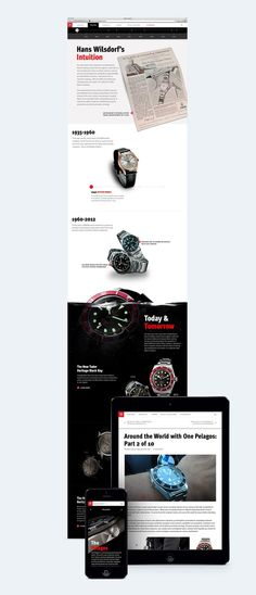 Wondersauce Work / Tudor Watches Wondersauce.com #tudor #responsive #hodinkee #time #watch #watches #wondersauce