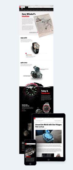 Wondersauce Work / Tudor Watches Wondersauce.com #tudor #responsive #hodinkee #time #watch #watches #wondersauce