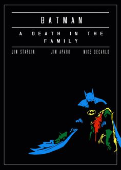 Bennett_jck: Photo #dc #super #robin #batman #hero #bat #illustration #comics #death