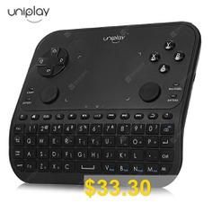 uniplay #U6 #Smart #Gamepad #2.4G #- #BLACK