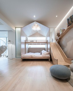 Shanghai Apartment Transformed into a Light-Filled and Kid-Friendly Home 5