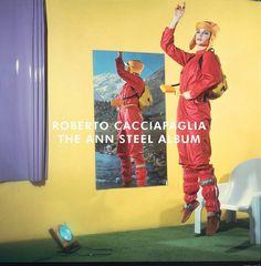 Roberto Cacciapaglia, Ann Steel Album #steel #album #cacciapaglia #ann #italian #vinyl #roberto