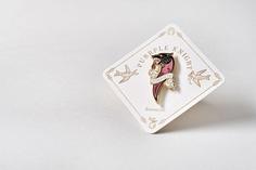 Packaging for enamel pins
