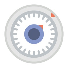 See more icon inspiration related to safebox, privacy, combination, security and Tools and utensils on Flaticon.