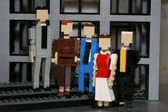 LEGOS! #mad #lego #men
