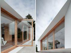 mima architects: mima house #architecture #grid #mima house #prefab