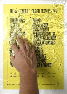 Tenerife Design Festival (Identity) by Lo Siento Studio, Barcelona #45454