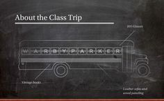 Warby Parker Class Trip #design