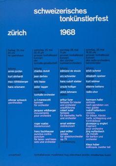 http://mia-web.zhdk.ch/sobjekte/zeige/3310 #schweizerisches #tonknstlerfest #1968 #zrich