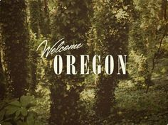 blog « matmacquarrie.ca #vintage #postcard #welcome #to #oregon
