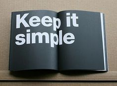 Simple #design #book