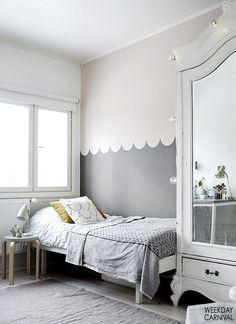 WEEKDAYCARNIVAL #interior #nude #bedroom #eindow #grey