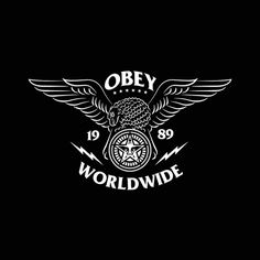 OBEY SPRING '15 on Behance #branding #illustration #streetwear #logo #obey