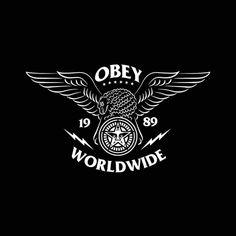 OBEY SPRING '15 on Behance #branding #illustration #streetwear #logo #obey