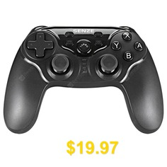 SENZE #SZ #- #908B #Wireless #Bluetooth #Gamepad #- #BLACK