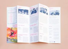 design, leaflet, layout, colour #brochure