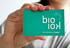 BIOKOI by www.artspazios.pt #business #packaging #card #print #design #art #poster #logo #typography