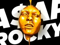 Hip Hop Series - Rocky Final #molten #hiphop #liquid #goldie #gold #rocky #metal #rap #aap