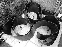 Richard Serra | Refined Shot #york #sculpture #art #new