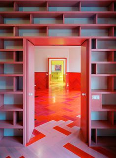 "CJWHO â""¢ (tham & videgard hansson arkitekts) #pattern #design #interiors #wood #photography #architecture #colors"
