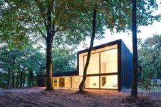 KvD House by Grosfeld van der Velde Architects » CONTEMPORIST
