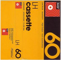 WANKEN - The Blog of Shelby White » Vintage Audio Cassette Inserts #vintage #audio cassette inserts