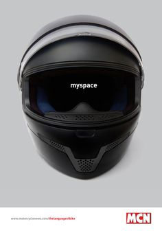 Bauer #language #myspace #helmet #motorcycle