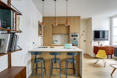36 Square-Meters Apartment